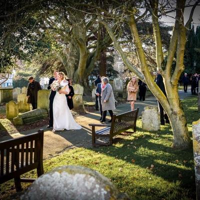 Wedding Photographer The Orangery Kent